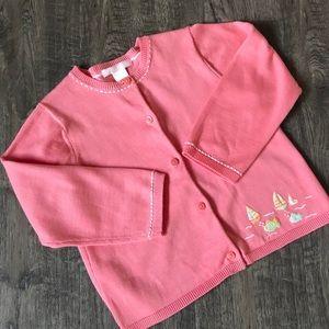Janie +Jack Cardigan Sweater